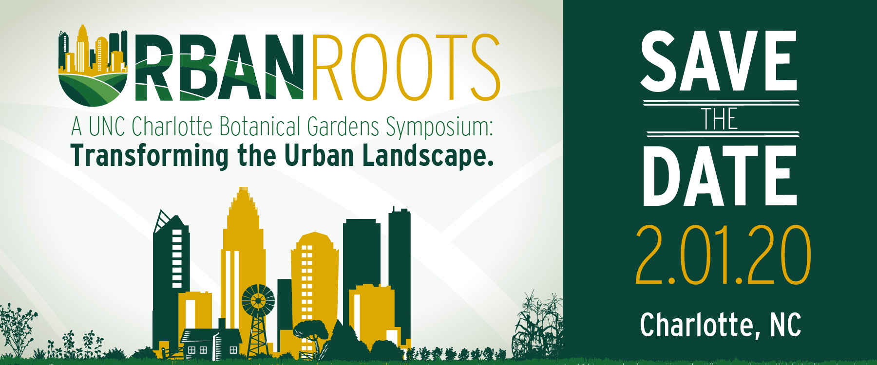 urban roots symposium botanical gardens agriculture