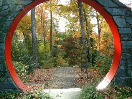 Botanical Gardens Asian Garden